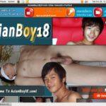 Asian Boy 18 Ethnic