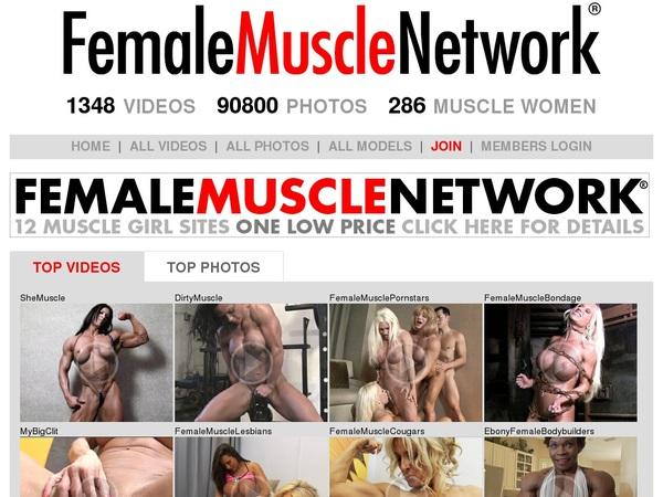 Femalemusclenetwork Video