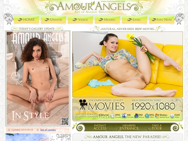 Free Account Amour Angels