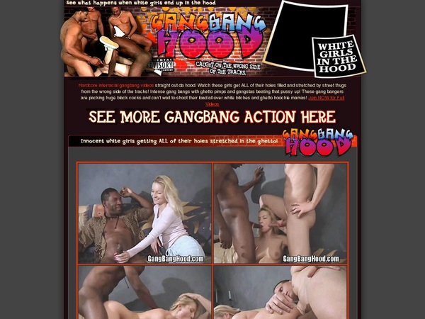 Gang Bang Hood Free Logins