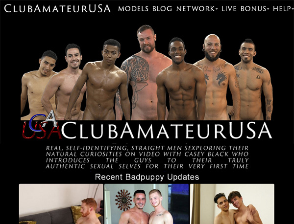 How To Join Club Amateur USA For Free