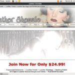 Leather Shemale Login Password