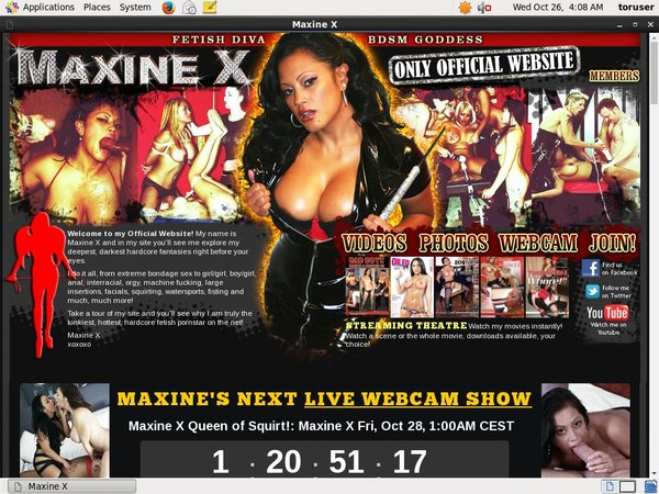 Maxinex Free Galleries