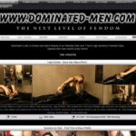Working Dominated-men.com Account