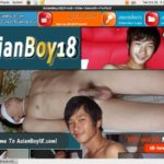 Asian Boy 18 Member Sign Up
