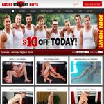 Broke Straight Boys Tube Password Blog