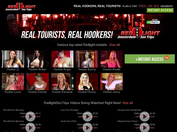 Free Login For Red Light Sex Trips