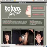 Tokyo Face Fuck 사용자 이름