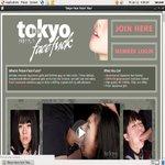 Tokyo Face Fuck With Visa