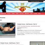 Free Login GC Super Heroines