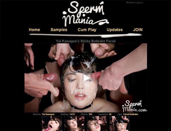 Free Sperm Mania Account