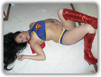 GC Super Heroines water wonder girl