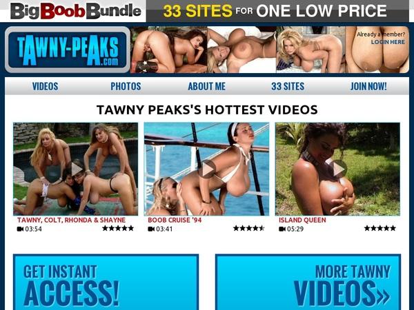 Tawny Peaks Free Passwords