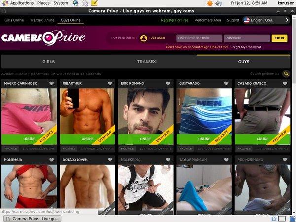 CameraPrive Gay Webcams Blog