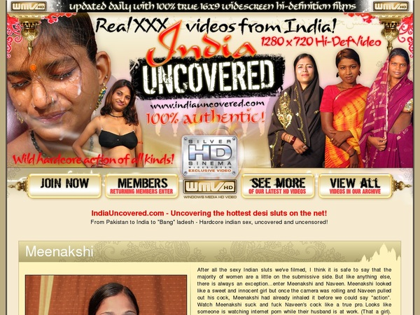 Free India Uncovered Id And Password