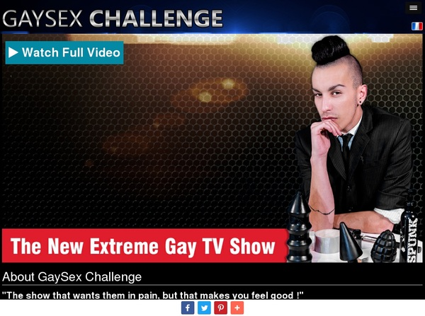 Gay Sex Challenge Review