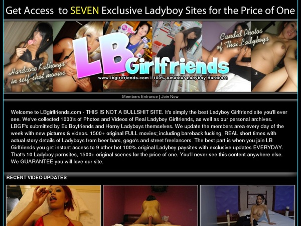 New Lbgirlfriends.com Videos