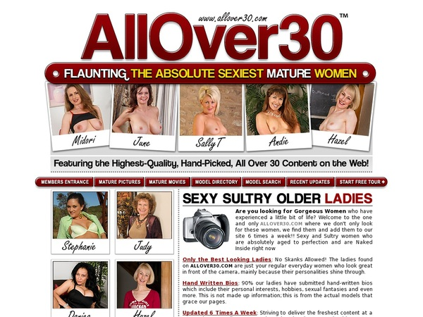 Allover30original Signup