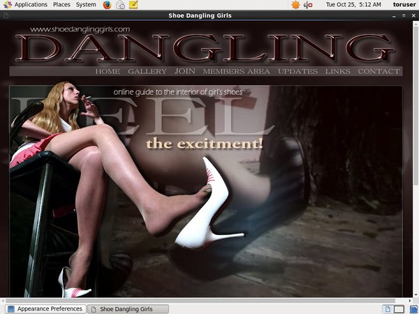 Shoedanglinggirls Pay With Paypal