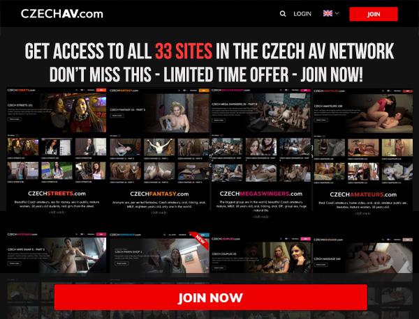 Free Account On Czechav.com