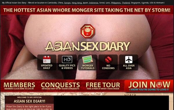 Asian Sex Diary Full Access