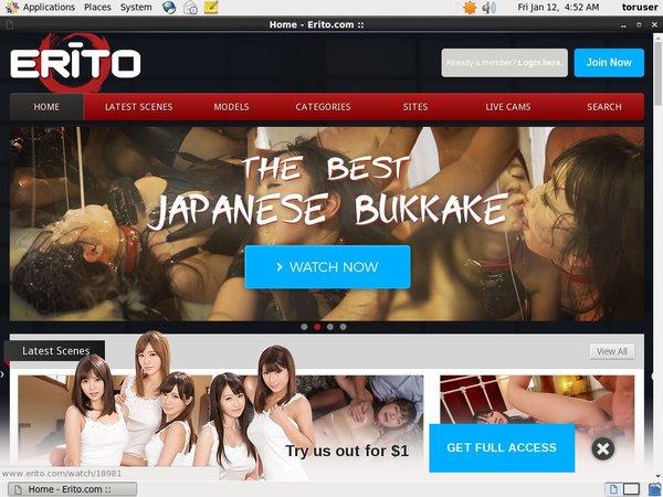 Get Inside Erito.com