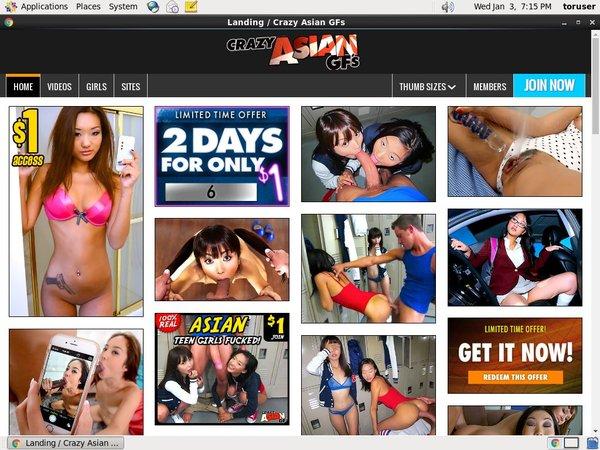 Become Crazy Asian GFs Member