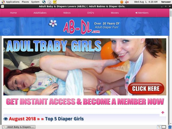 Passwords Abdl Free