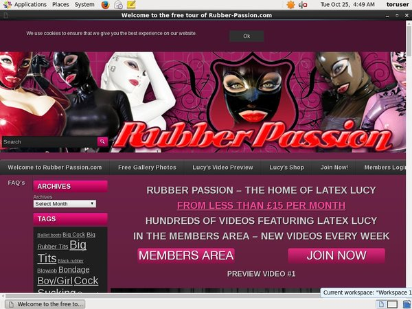 Rubber-passion.com Full Com