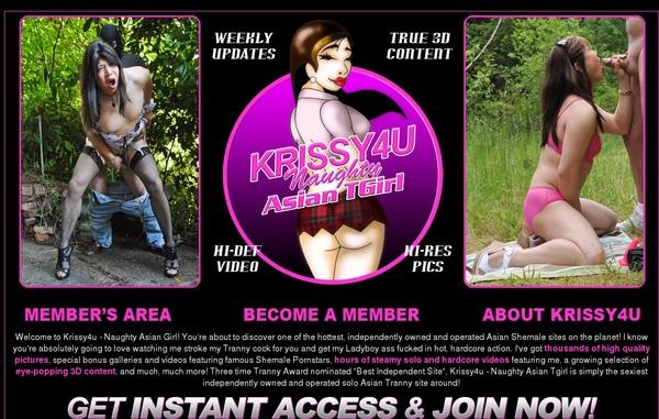 Krissy 4 U Join Link